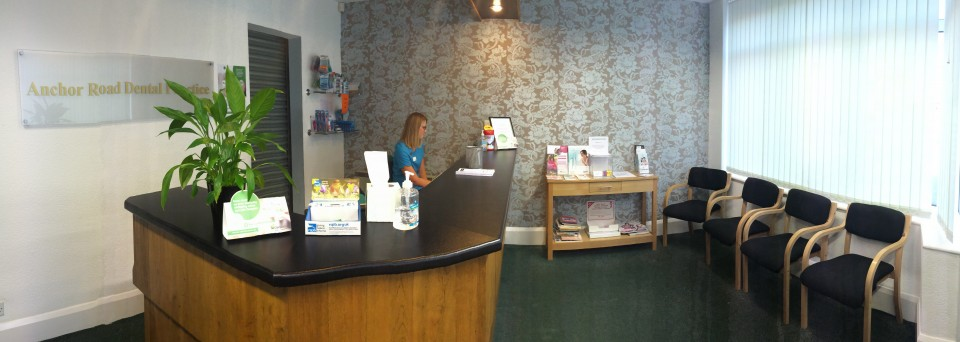 Dentistry in Walsall