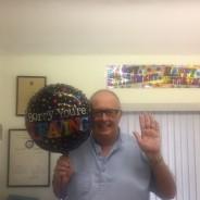 Happy Retirement Mr Beards!!