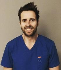 Endodontist Tim Bond